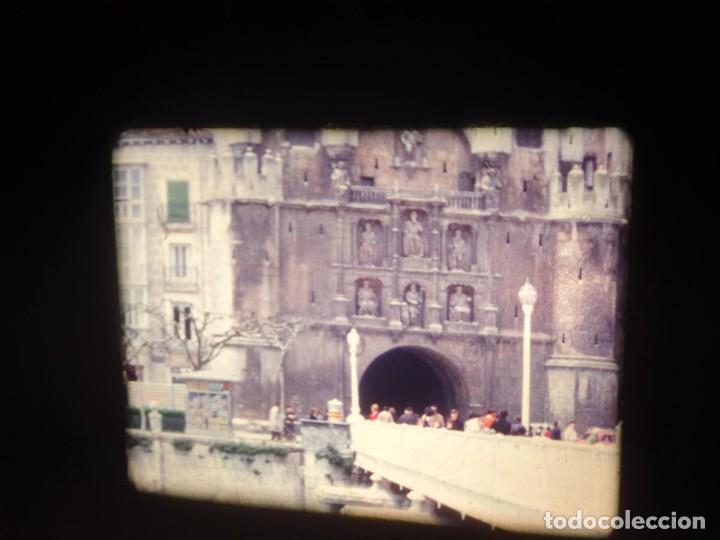 Cine: AMATEUR-VIVEROS DE MARISCO-(1974) 1 X 60 MTS SUPER 8 MM, RETRO VINTAGE FILM - Foto 150 - 234908815