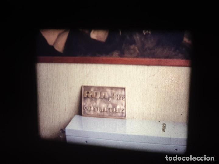 Cine: AMATEUR-VIVEROS DE MARISCO-(1974) 1 X 60 MTS SUPER 8 MM, RETRO VINTAGE FILM - Foto 152 - 234908815
