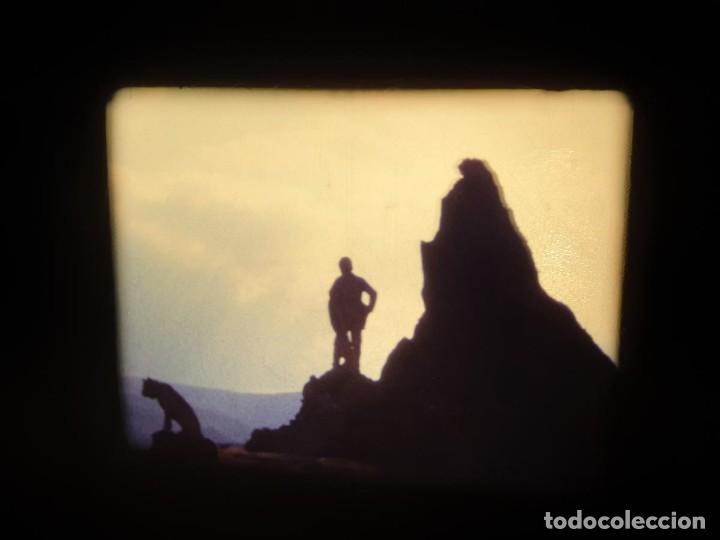 Cine: AMATEUR-VIVEROS DE MARISCO-(1974) 1 X 60 MTS SUPER 8 MM, RETRO VINTAGE FILM - Foto 153 - 234908815