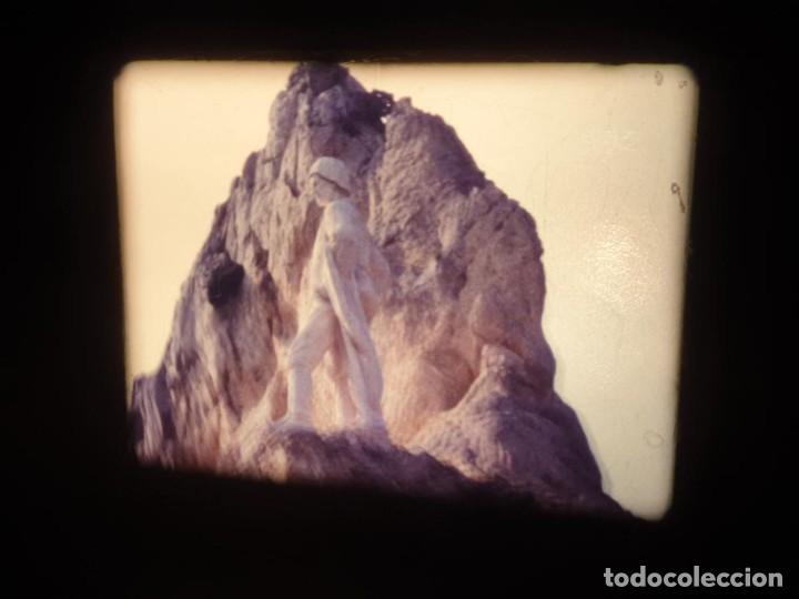 Cine: AMATEUR-VIVEROS DE MARISCO-(1974) 1 X 60 MTS SUPER 8 MM, RETRO VINTAGE FILM - Foto 155 - 234908815