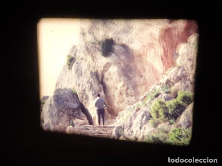Cine: AMATEUR-VIVEROS DE MARISCO-(1974) 1 X 60 MTS SUPER 8 MM, RETRO VINTAGE FILM - Foto 157 - 234908815