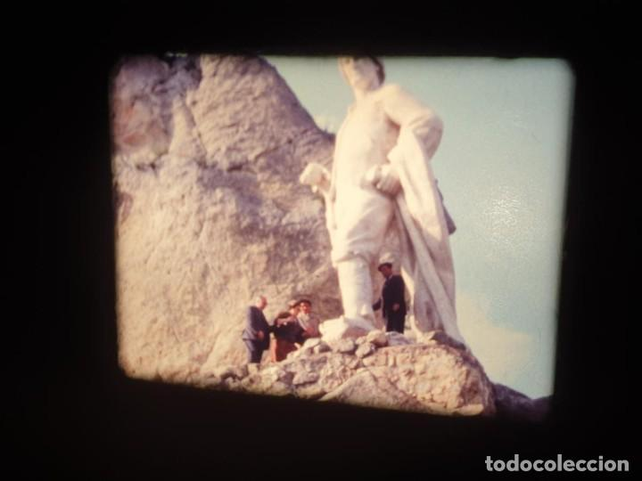 Cine: AMATEUR-VIVEROS DE MARISCO-(1974) 1 X 60 MTS SUPER 8 MM, RETRO VINTAGE FILM - Foto 158 - 234908815