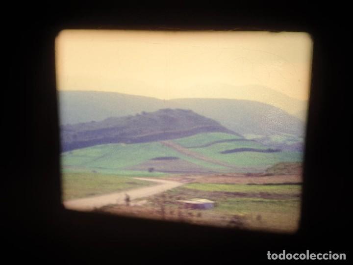Cine: AMATEUR-VIVEROS DE MARISCO-(1974) 1 X 60 MTS SUPER 8 MM, RETRO VINTAGE FILM - Foto 159 - 234908815