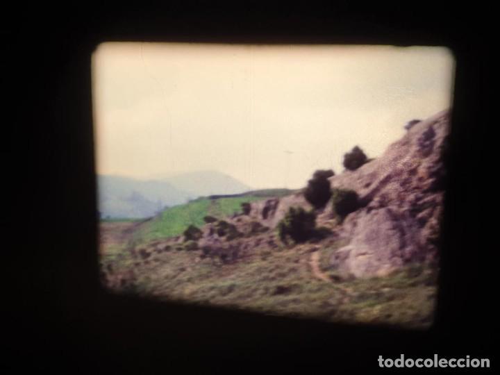 Cine: AMATEUR-VIVEROS DE MARISCO-(1974) 1 X 60 MTS SUPER 8 MM, RETRO VINTAGE FILM - Foto 160 - 234908815