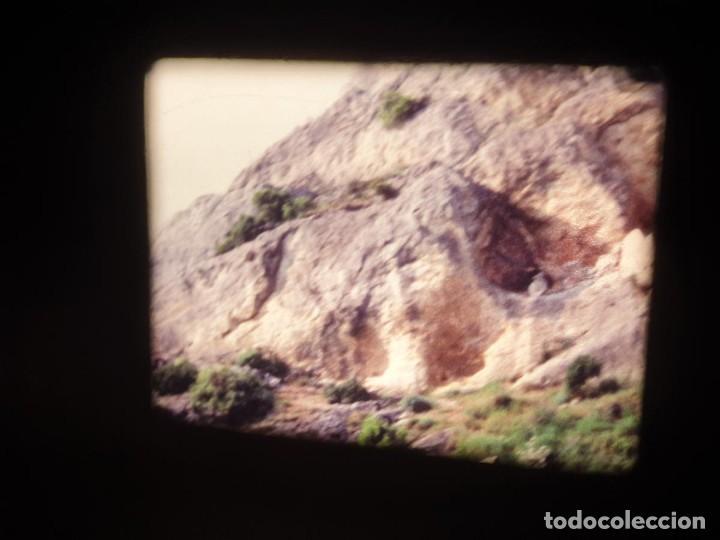 Cine: AMATEUR-VIVEROS DE MARISCO-(1974) 1 X 60 MTS SUPER 8 MM, RETRO VINTAGE FILM - Foto 161 - 234908815