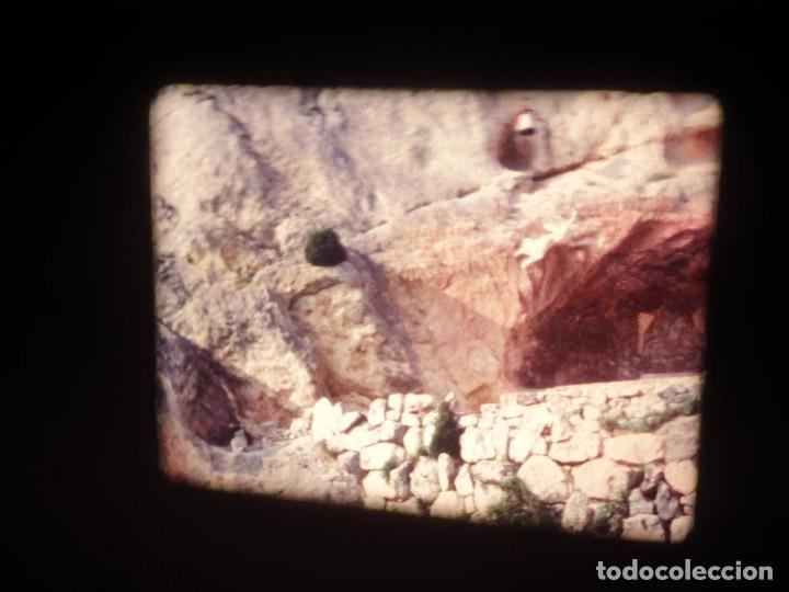 Cine: AMATEUR-VIVEROS DE MARISCO-(1974) 1 X 60 MTS SUPER 8 MM, RETRO VINTAGE FILM - Foto 162 - 234908815