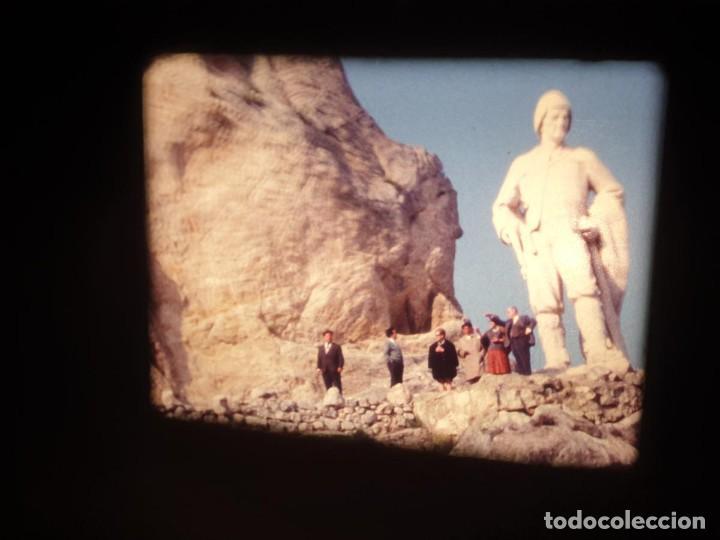 Cine: AMATEUR-VIVEROS DE MARISCO-(1974) 1 X 60 MTS SUPER 8 MM, RETRO VINTAGE FILM - Foto 163 - 234908815