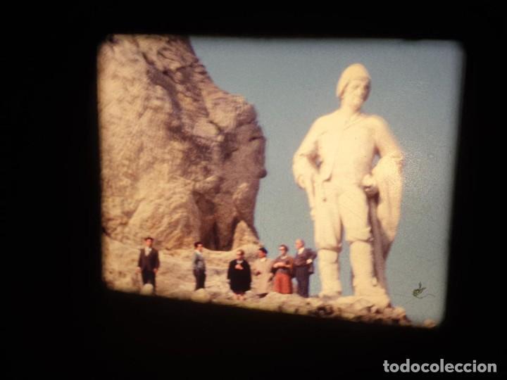 Cine: AMATEUR-VIVEROS DE MARISCO-(1974) 1 X 60 MTS SUPER 8 MM, RETRO VINTAGE FILM - Foto 164 - 234908815