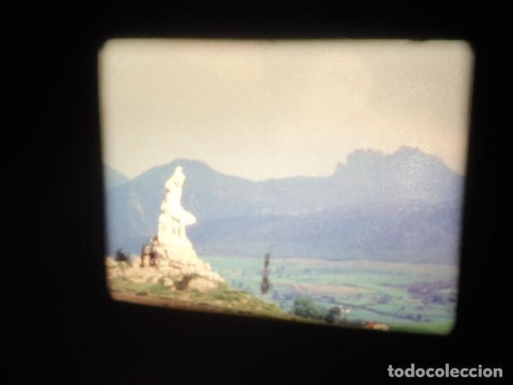 Cine: AMATEUR-VIVEROS DE MARISCO-(1974) 1 X 60 MTS SUPER 8 MM, RETRO VINTAGE FILM - Foto 165 - 234908815