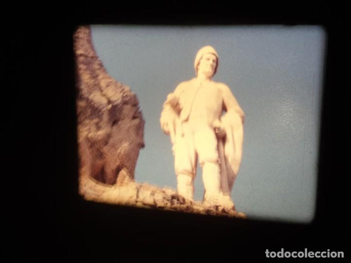 Cine: AMATEUR-VIVEROS DE MARISCO-(1974) 1 X 60 MTS SUPER 8 MM, RETRO VINTAGE FILM - Foto 166 - 234908815