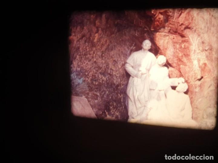 Cine: AMATEUR-VIVEROS DE MARISCO-(1974) 1 X 60 MTS SUPER 8 MM, RETRO VINTAGE FILM - Foto 167 - 234908815