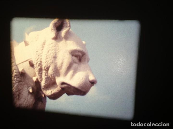 Cine: AMATEUR-VIVEROS DE MARISCO-(1974) 1 X 60 MTS SUPER 8 MM, RETRO VINTAGE FILM - Foto 168 - 234908815