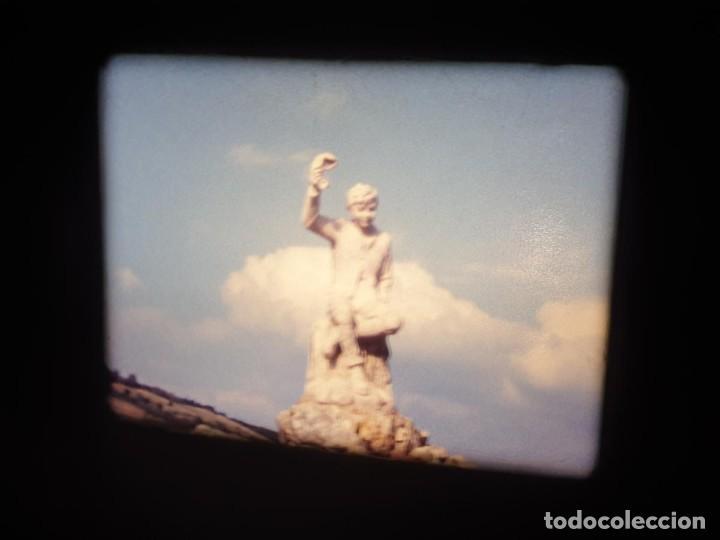 Cine: AMATEUR-VIVEROS DE MARISCO-(1974) 1 X 60 MTS SUPER 8 MM, RETRO VINTAGE FILM - Foto 169 - 234908815