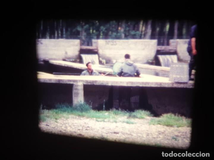 Cine: AMATEUR-VIVEROS DE MARISCO-(1974) 1 X 60 MTS SUPER 8 MM, RETRO VINTAGE FILM - Foto 171 - 234908815