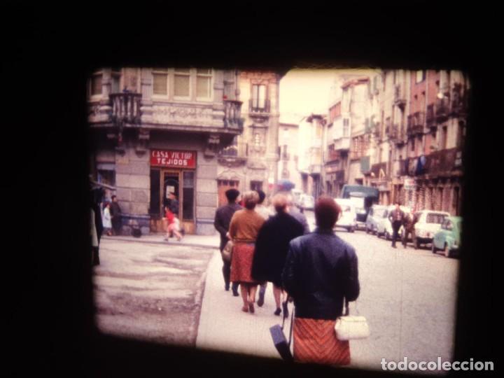 Cine: AMATEUR-VIVEROS DE MARISCO-(1974) 1 X 60 MTS SUPER 8 MM, RETRO VINTAGE FILM - Foto 172 - 234908815