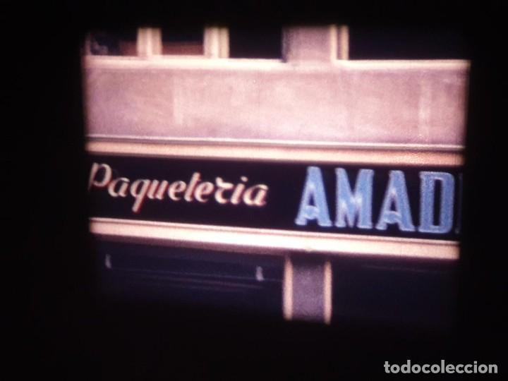 Cine: AMATEUR-VIVEROS DE MARISCO-(1974) 1 X 60 MTS SUPER 8 MM, RETRO VINTAGE FILM - Foto 175 - 234908815