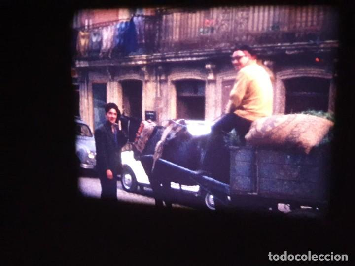 Cine: AMATEUR-VIVEROS DE MARISCO-(1974) 1 X 60 MTS SUPER 8 MM, RETRO VINTAGE FILM - Foto 176 - 234908815