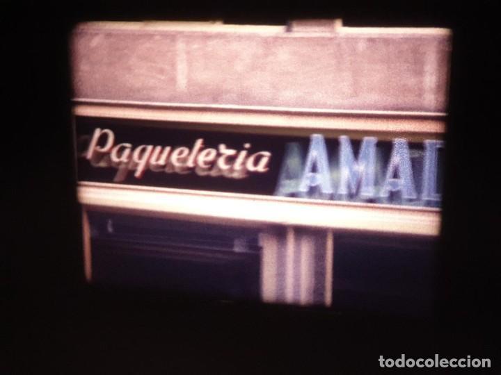 Cine: AMATEUR-VIVEROS DE MARISCO-(1974) 1 X 60 MTS SUPER 8 MM, RETRO VINTAGE FILM - Foto 179 - 234908815