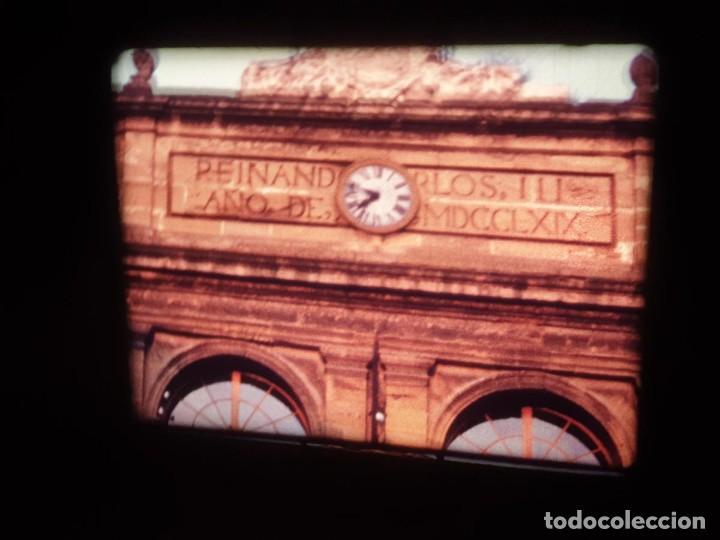 Cine: AMATEUR-VIVEROS DE MARISCO-(1974) 1 X 60 MTS SUPER 8 MM, RETRO VINTAGE FILM - Foto 180 - 234908815