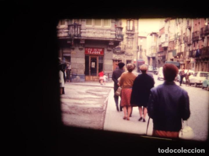 Cine: AMATEUR-VIVEROS DE MARISCO-(1974) 1 X 60 MTS SUPER 8 MM, RETRO VINTAGE FILM - Foto 182 - 234908815