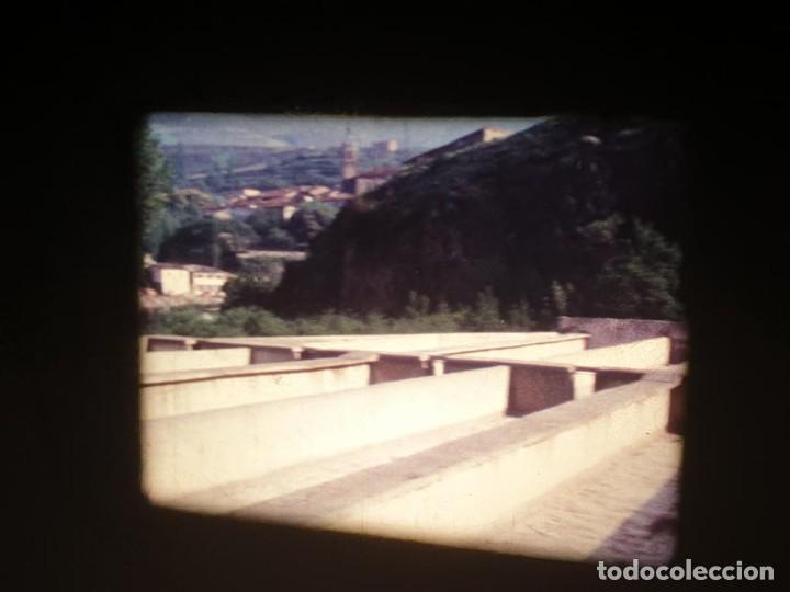 Cine: AMATEUR-VIVEROS DE MARISCO-(1974) 1 X 60 MTS SUPER 8 MM, RETRO VINTAGE FILM - Foto 183 - 234908815