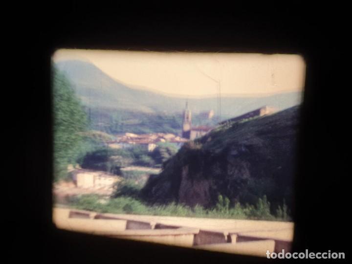 Cine: AMATEUR-VIVEROS DE MARISCO-(1974) 1 X 60 MTS SUPER 8 MM, RETRO VINTAGE FILM - Foto 184 - 234908815
