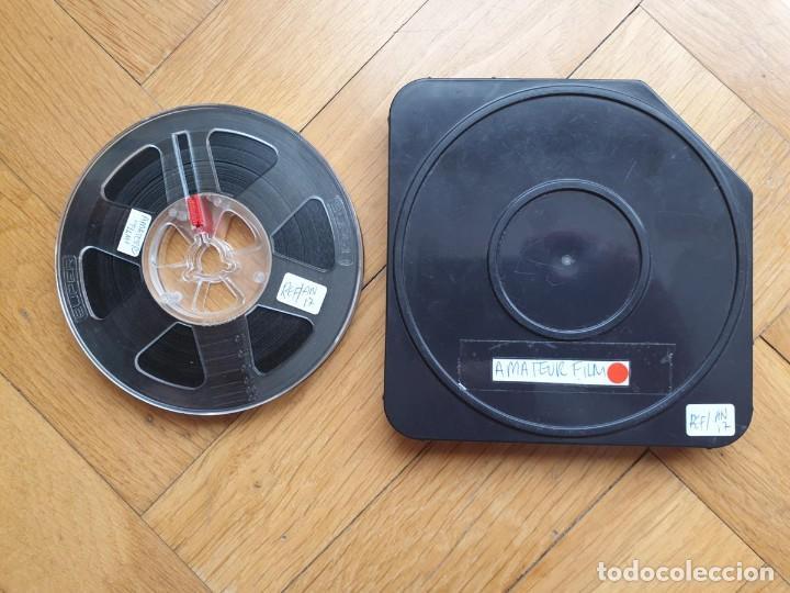 Cine: AMATEUR-VIVEROS DE MARISCO-(1974) 1 X 60 MTS SUPER 8 MM, RETRO VINTAGE FILM - Foto 186 - 234908815