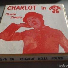 Cine: CHARLOT, SUPER 8 MM CON SU PRECINTO ORIGINAL. NUEVA. Lote 236372910