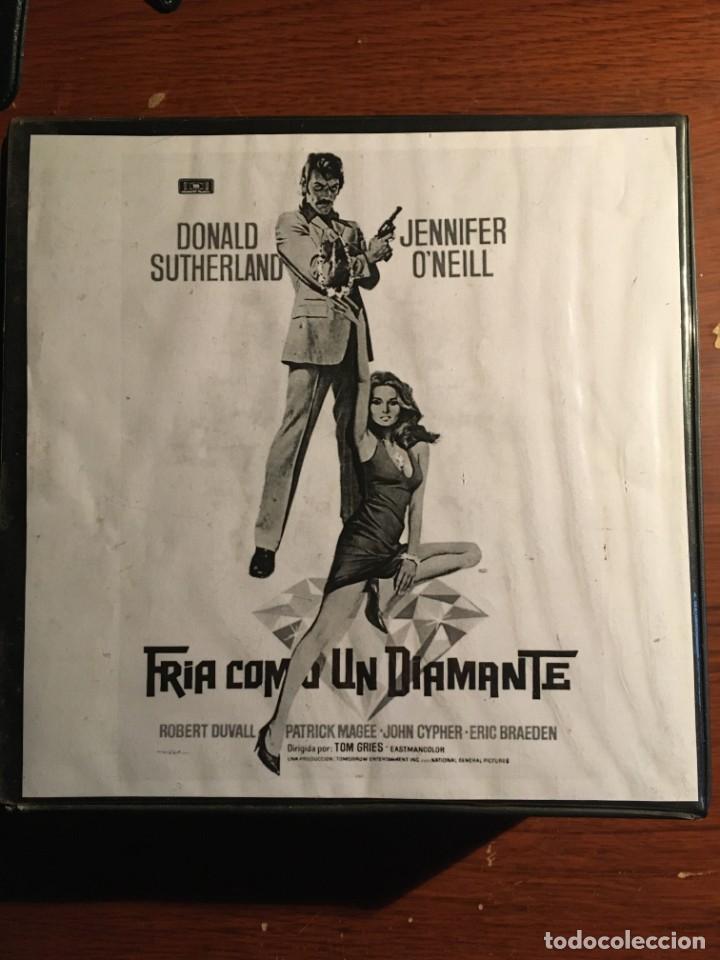 FRIA COMO UN DIAMANTE, LARGOMETRAJE SUPER 8MM (Cine - Películas - Super 8 mm)