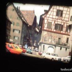 Cine: AMATEUR - STUTTGART ( JULIO-1977 ) - II 1 X 120 MTS SUPER 8 MM, RETRO VINTAGE FILM. Lote 236930235