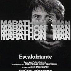 Cine: MARATHON MAN - DUSTIN HOFFMAN, LAURENCE OLIVIER, ROY SCHEIDER - LARGOMETRAJE SUPER 8 MM . 5 X 180 M. Lote 238342840