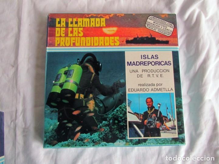 Cine: 3 películas Super 8 La llamada de las profundidades R.T.V.E., Eduardo Admetlla - Foto 3 - 239823310