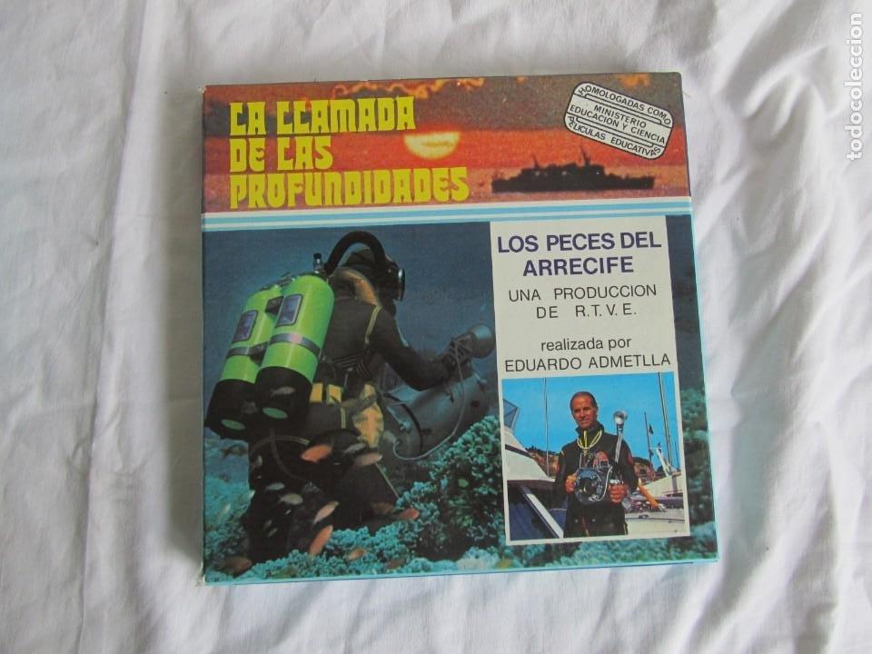 Cine: 3 películas Super 8 La llamada de las profundidades R.T.V.E., Eduardo Admetlla - Foto 4 - 239823310