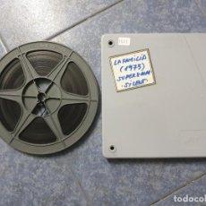 Cine: LA FAMILIA ( 1975 ) 1 X 120 MTS SUPER 8 MM, RETRO VINTAGE FILM. Lote 241949695