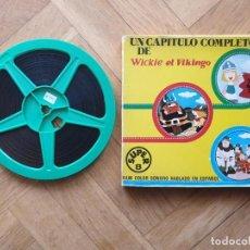 """Cine: WICKIE EL VIKINGO """" ARCA DEL TESORO """" CAPITULO COMPLETO SUPER 8 MM RETRO VINTAGE FILM. Lote 242240455"""