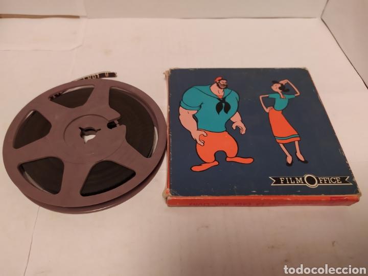Cine: Popeye súper 8 a color Film Offce- Popeye en la jaula de leones - Foto 2 - 242287900