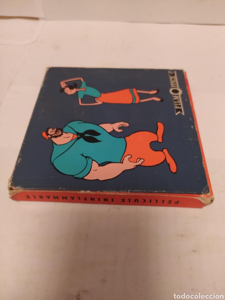 Cine: Popeye súper 8 a color Film Offce- Popeye en la jaula de leones - Foto 5 - 242287900
