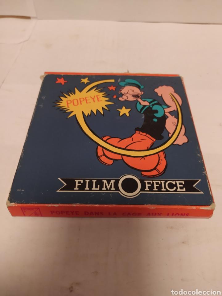 Cine: Popeye súper 8 a color Film Offce- Popeye en la jaula de leones - Foto 7 - 242287900