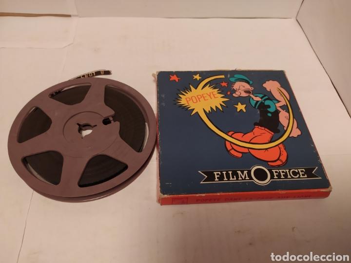 POPEYE SÚPER 8 A COLOR FILM OFFCE- POPEYE EN LA JAULA DE LEONES (Cine - Películas - Super 8 mm)