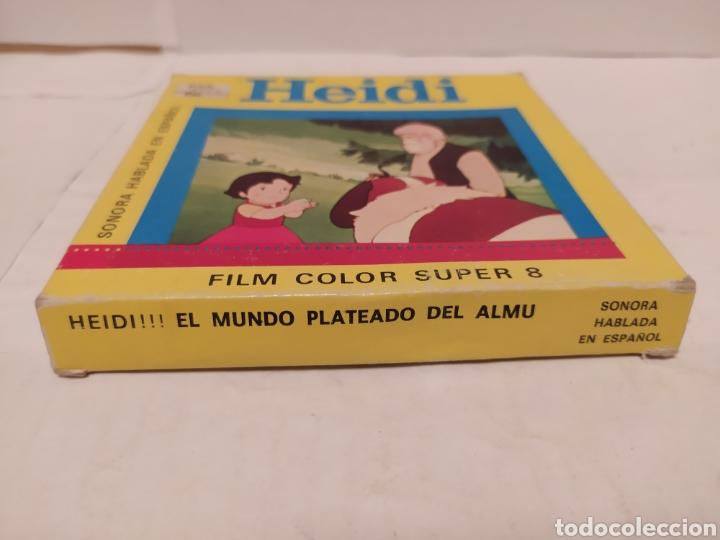 Cine: Heidi súper 8 - sonora hablado en español a color - Foto 4 - 242367575