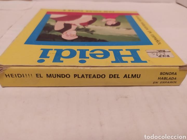 Cine: Heidi súper 8 - sonora hablado en español a color - Foto 6 - 242367575