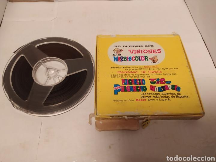 Cine: Mortadelo y Filemón súper 8 visiones Marbiscolor - Foto 4 - 242368485