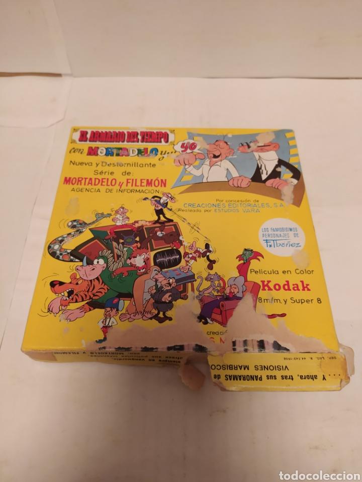 Cine: Mortadelo y Filemón súper 8 visiones Marbiscolor - Foto 6 - 242368485