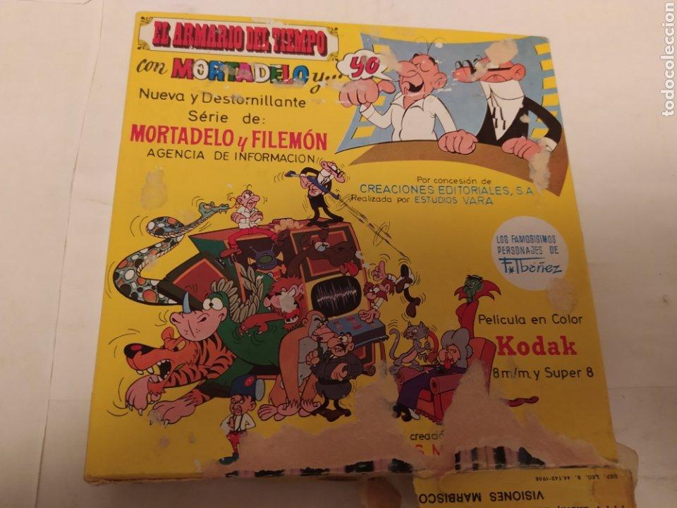 Cine: Mortadelo y Filemón súper 8 visiones Marbiscolor - Foto 7 - 242368485