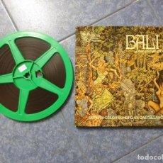Cine: BALI - PARAISO DE ORIENTE-CORTOMETRAJE-DOCUMENTAL-SUPER 8 MM VINTAGE FILM, 1 X 180 MTS. Lote 243582185