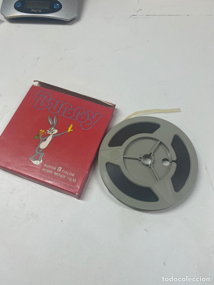 Cine: Pelicula super 8 color Bunny - Foto 2 - 247361350