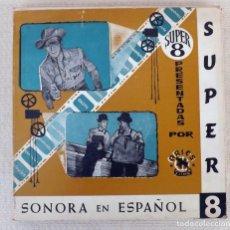 Cine: PELÍCULA SUPER 8 MM. SONORO - ARIES FILMS - CHARLOT EN LA CASA DE EMPEÑOS Nº 2007. Lote 251185855