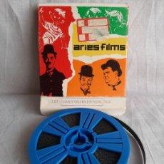 Cinéma: CHARLOT EN LA EDAD DE PIEDRA SUPER 8 B/N ARIES FILMS. Lote 252809110