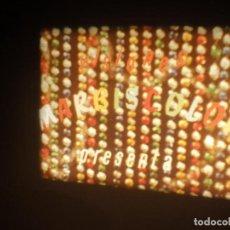 Cine: PESCADO EN LA CARCEL (SPAGHETTI WESTERN) REDUCCIÓN-SUPER 8 MM-1 X 60 MTS, RETRO-VINTAGE FILM. Lote 254373540