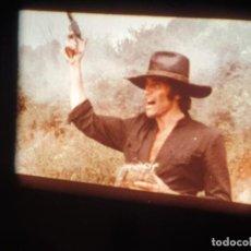 Cine: ¡VAYA PÁJARO! (SPAGHETTI WESTERN) REDUCCIÓN-SUPER 8 MM-1 X 60 MTS, RETRO-VINTAGE FILM. Lote 254375005